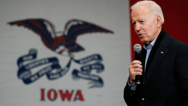 Biden Ukraine controversy 'doesn't pass the smell test': Heritage Foundation
