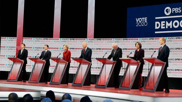 After missile attack in Iraq, will foreign policy become bigger issue in 2020 race?