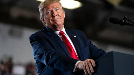 Trump: Economy, 401ks have grown substantially since 2016