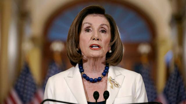 Trump attorney on why Pelosi is delaying impeachment