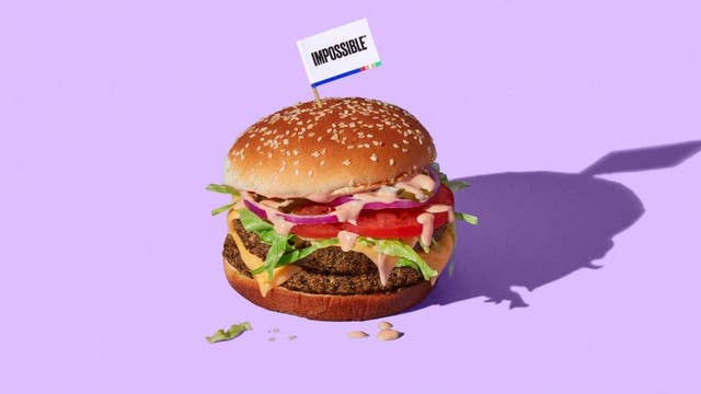 Why is Impossible Foods at the Consumer Electronics Show?