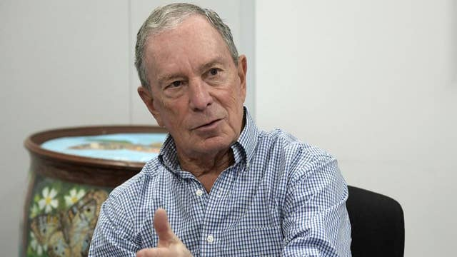 Could Bloomberg's $2 billion campaign buy a Trump defeat?