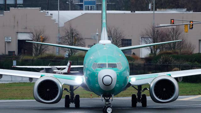 Boeing recommends new simulator training before 737 MAX returns