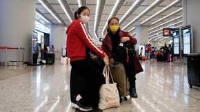 Health tips for flying while coronavirus, flu runs rampant