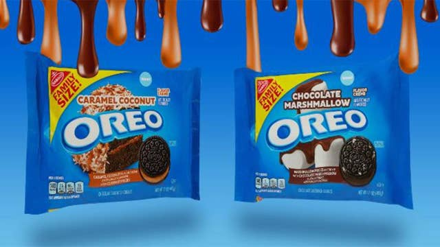 Oreo rolls out new flavors; American reaches settlement with Boeing for 737 Max compensation