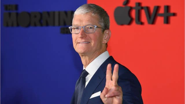 Apple CEO Tim Cook's pay changed in 2019