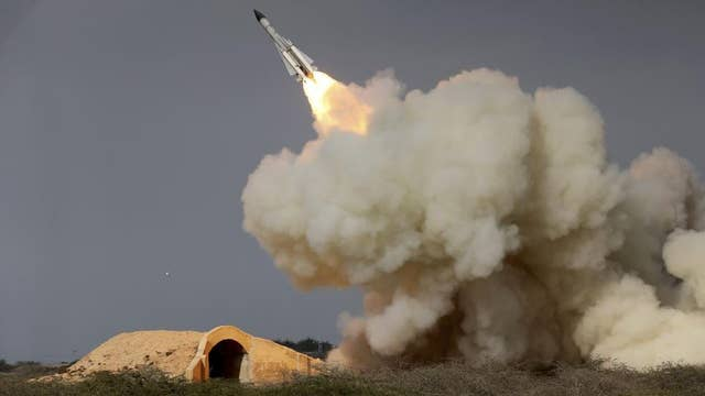 Iran's missile attack was an intentional miss: Gen. Anthony Tata