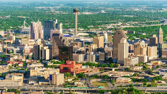 Millennials flocking to San Antonio, Texas