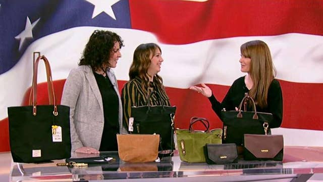 This handbag company offers mobile careers for military spouses