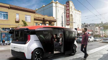 GM's Cruise unveils its first driverless vehicle