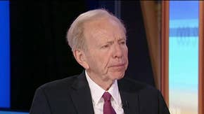 Democrats 'marching as a herd' against Trump will weaken US against Iran: Joe Lieberman