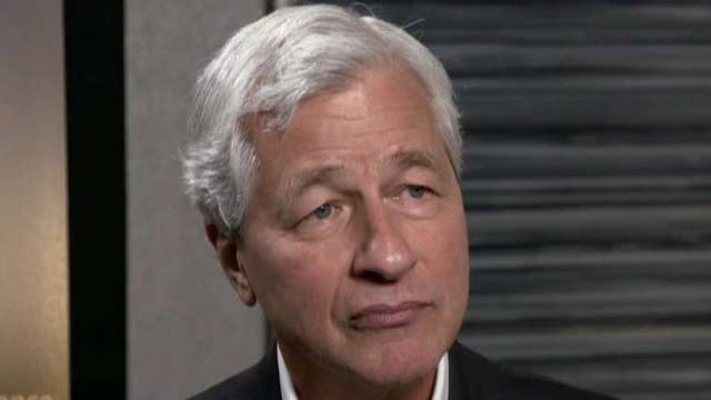 Dimon: I've been a stout defender of capitalism