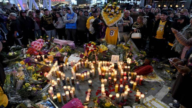 Remembering NBA legend Kobe Bryant