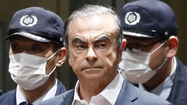 Carlos Ghosn's escape likely to protect his wife: Attorney