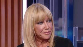 Suzanne Somers talks anti-aging, 'Three's Company' reboot