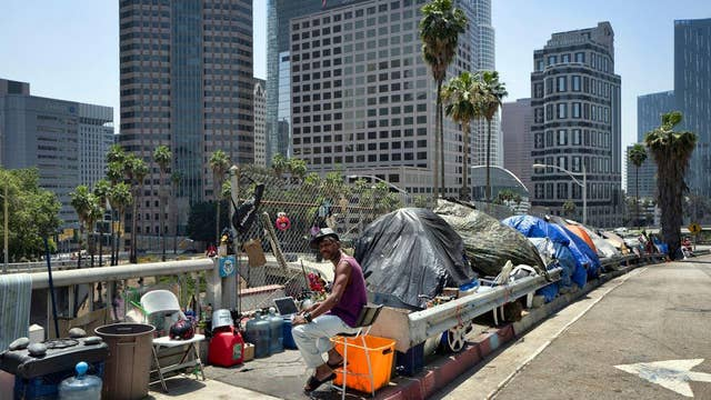 San Francisco homeless crisis is a sad and terrible thing to see: Maria Bartiromo