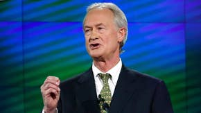 Lincoln Chafee on why he's running for president as a Libertarian in 2020