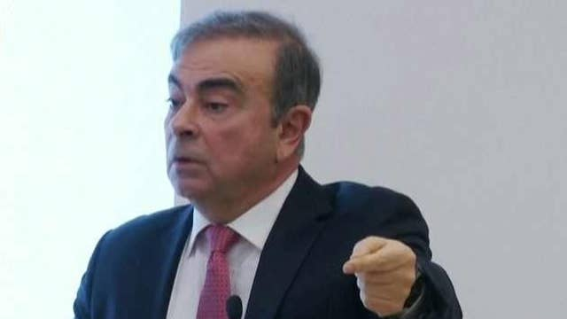 Ghosn: Collusion between Nissan and prosecutor is everywhere