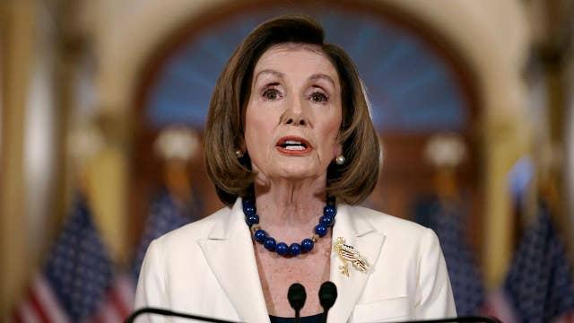 When will Pelosi send articles of impeachment to Senate?