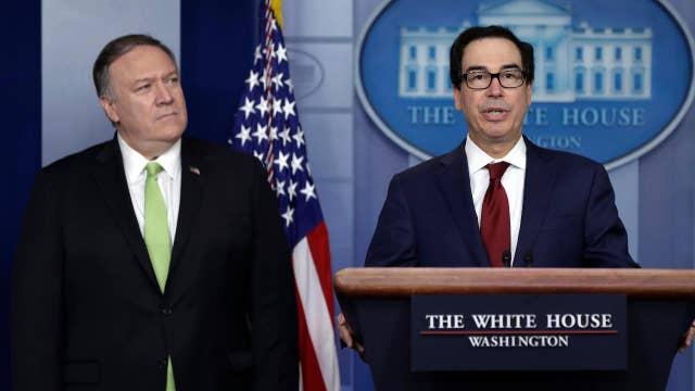 Mnuchin: Economic sanctions are working