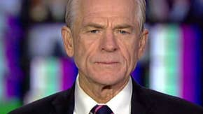 Peter Navarro is confident US will be able to enforce China trade deal