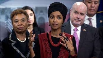 Tomi Lahren: Democrats like Ilhan Omar are doing 鈥榤ental gymnastics鈥�