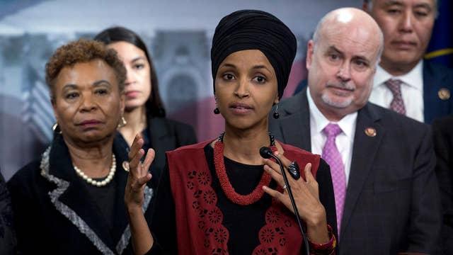 Tomi Lahren: Democrats like Ilhan Omar are doing 'mental gymnastics'