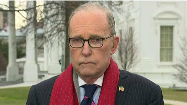 Larry Kudlow: Phase one deal will officially be signed Jan. 15