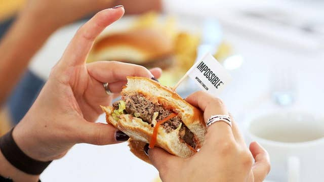 Why not eat plant-based food? Next Level Burger founder asks