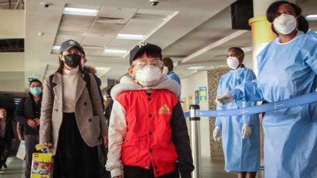 Coronavirus death toll increases