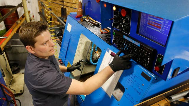 ISM manufacturing dips in December