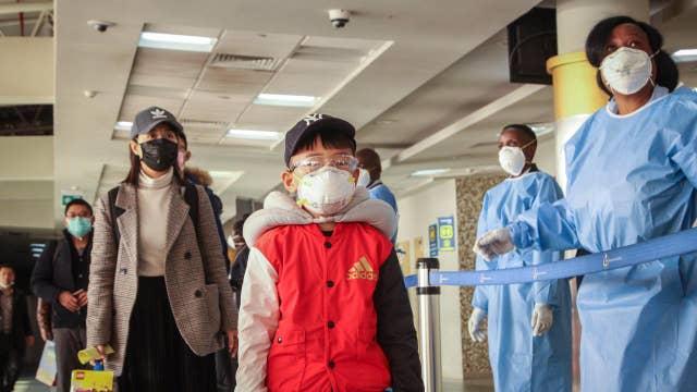 New test diagnoses coronavirus in minutes, in bulk
