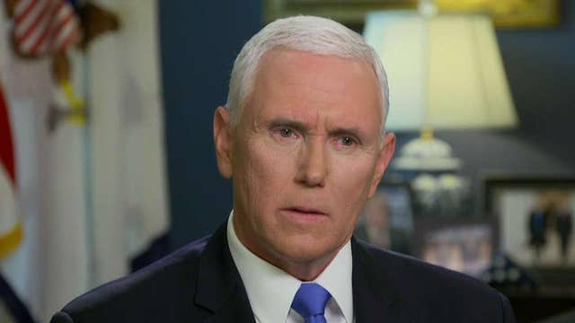 Mike Pence: World leaders know Trump means what he says