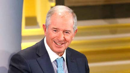 Blackstone CEO: Worried about 'easily transmitted' coronavirus