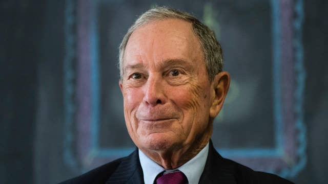Bloomberg signals how 'weak' the Democrat field is: GOP chairwoman Ronna McDaniel