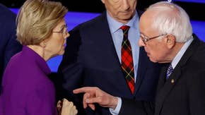 Warren, Sanders candidacy could have a 'substantial' impact on stock market: Investor