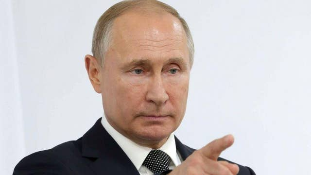 Vladimir Putin on a victory tour of Middle East: Former Defense Department official