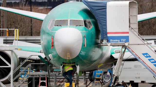 Boeing CEO: 737 Max production process is disciplined, smart