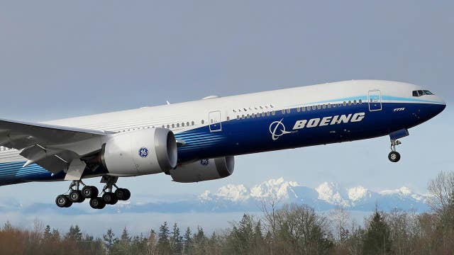 Boeing's newest model makes first flight; Vermont proposal to add emojis to license plates