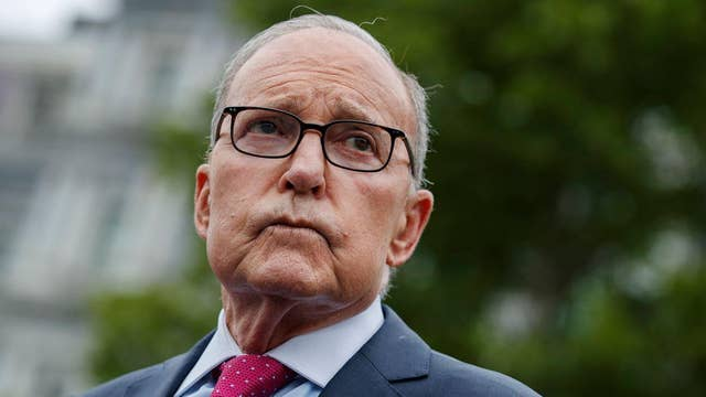 Kudlow: Wealth increase among bottom 50% is a 'booster rocket' for economy