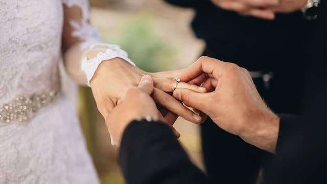 Millennials are asking for donations to pay for their weddings
