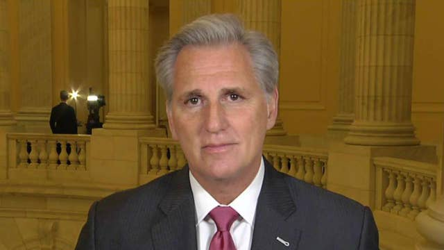 Kevin McCarthy on House War Powers Resolution: Democrats are 'empowering Iran'