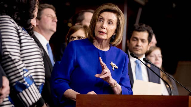 Possible 'Failure to Act' dismissal could lose Pelosi the impeachment battle: Former federal prosecutor