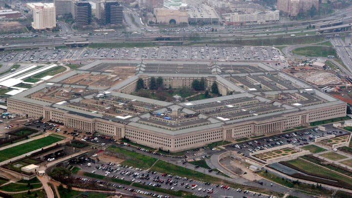 Pentagon: Iran fired more than a dozen ballistic missiles at US forces in Iraq