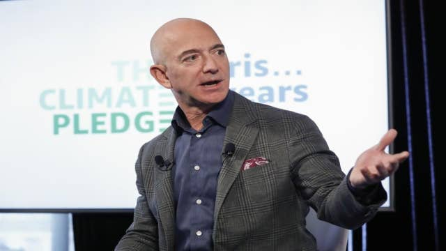 No crime in Jeff Bezos leaked text messages case: Judge Napolitano