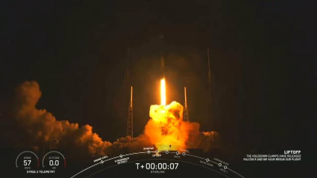 SpaceX launches satellites into orbit to bring internet to rural areas