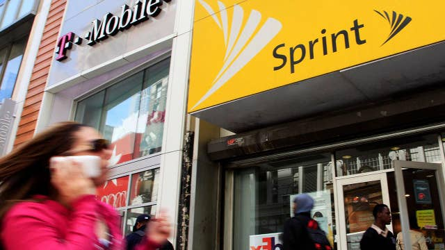 If Sprint-T-Mobile merger doesn't go through, 'all hell's gonna break loose': Gasparino
