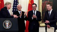 Mike Pence: 'Phase 1' trade deal marks new economic relationship with China