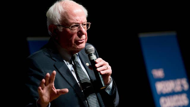 Bernie Sanders says a woman can't win the White House: Report