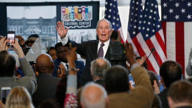Bloomberg reportedly luring campaign staffers with pricey gifts